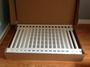Crib Assembly 1