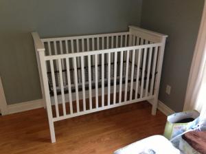 Crib Assembly 3