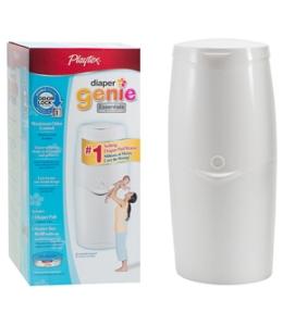 Diaper Genie is a necessity!  Copyright: Playtex